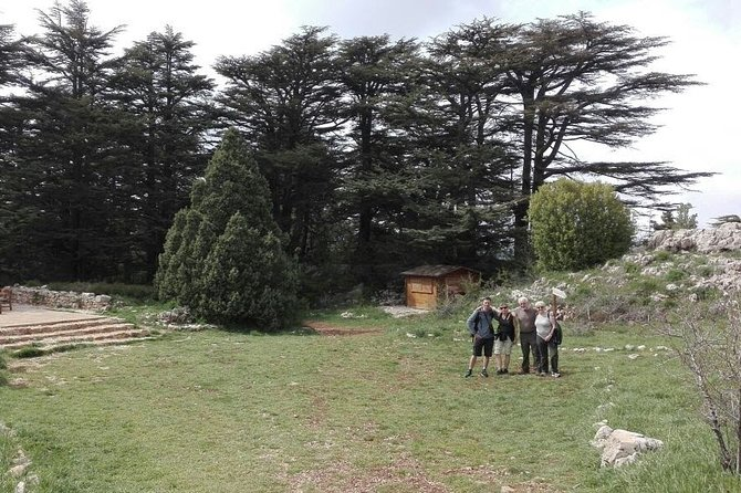Private Tour to Qadisha Valley, Cedars of God and Baalbek from Beirut