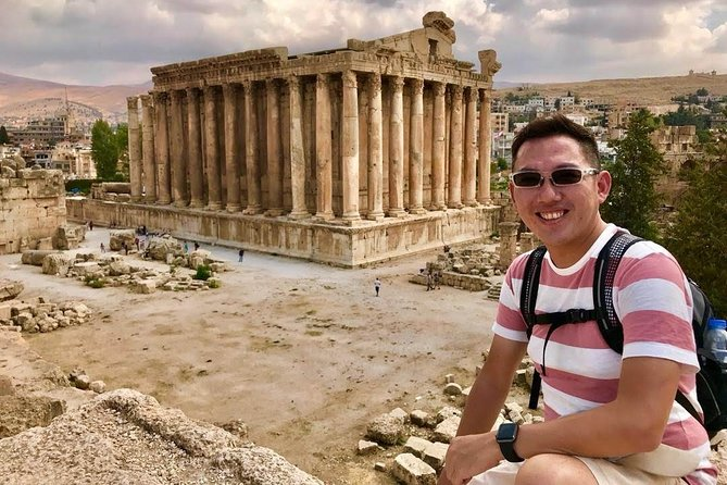 Private Tour - Cedars, Baalbek and Ksara- Day Trip from Beirut