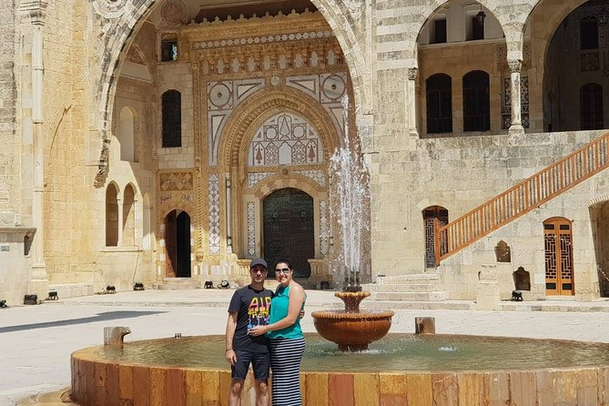 Private Tour to Beiteddine, Deir El Qamar and Sidon from Beirut