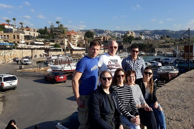 Private Car - Jeita Grotto, Byblos and IXSIR Winery - Full-Day tour from Beirut