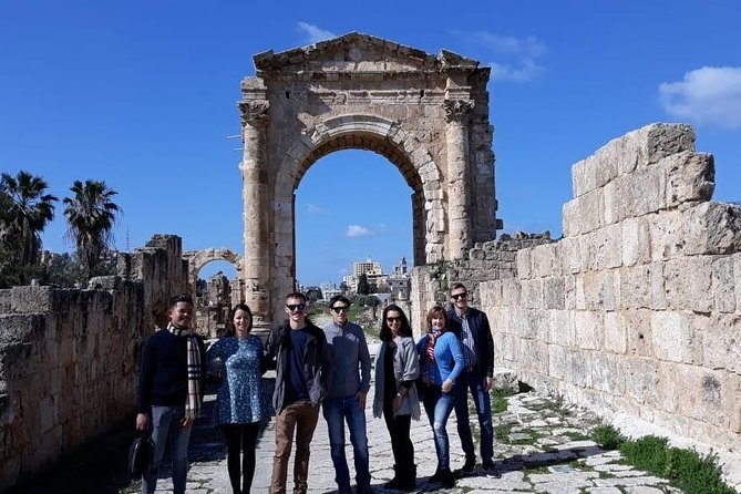 Small Group Tours from Beirut to Sidon, Tyre and Maghdouche