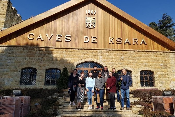 Private Wine Tasting Tour from Beirut