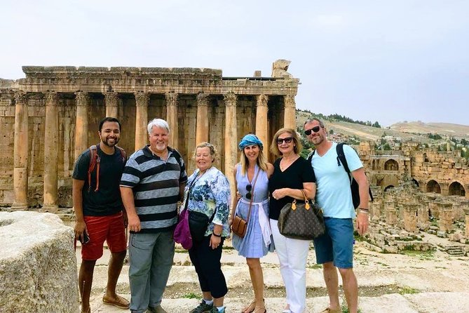 Small Group Tours from Beirut to Baalbek, Cedars and St Antony Qozhaya
