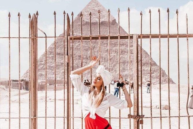 Luxuskreuzfahrt nach Kairo und Nil