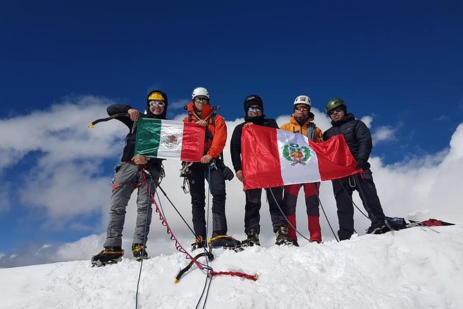 Nevado Mateo Climbing Experience