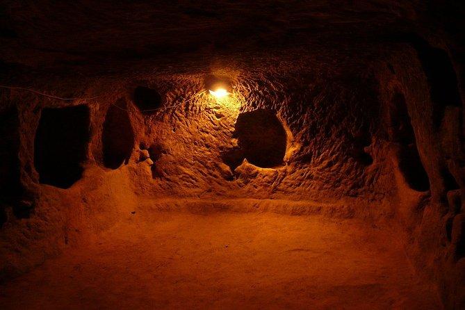 Highlights of Cappadocia With Kaymaklı Underground City
