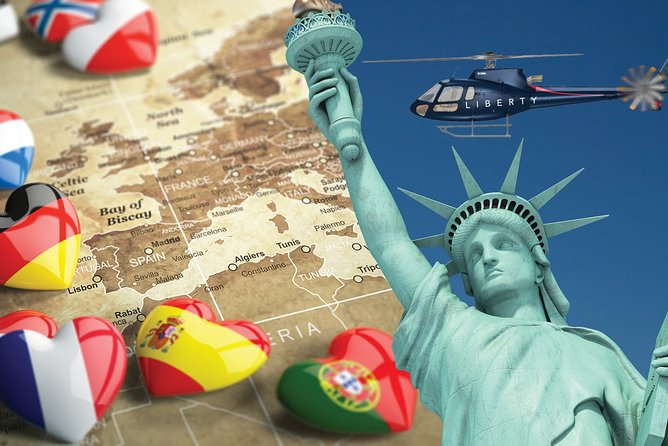 Europe's Favorite NYC Helicopter Tour