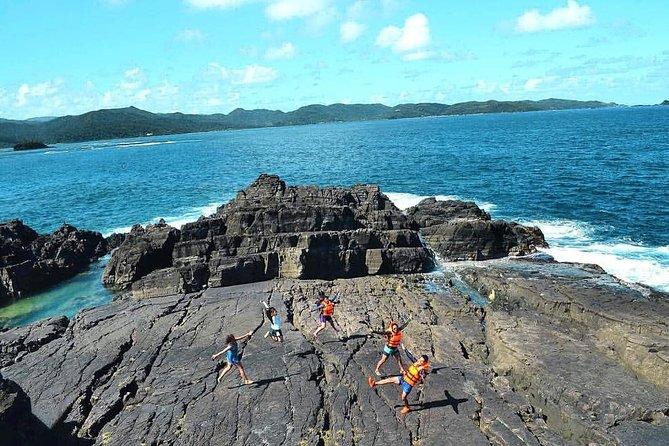 Carorian Islands Adventure in Bicol