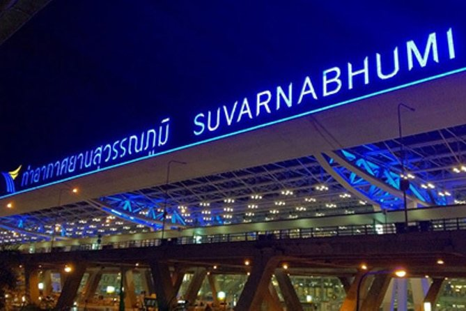 Private Transfer from Bangkok Airport to Hotel in Bangkok