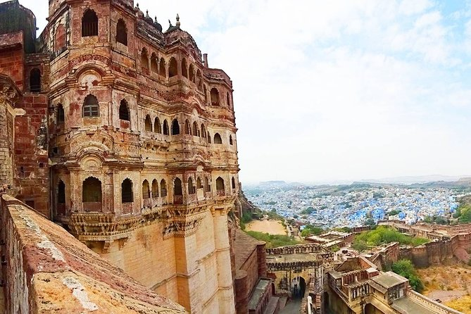 10-Day India Tour from Golden Triangle to Rajasthan, Max 6 Guests
