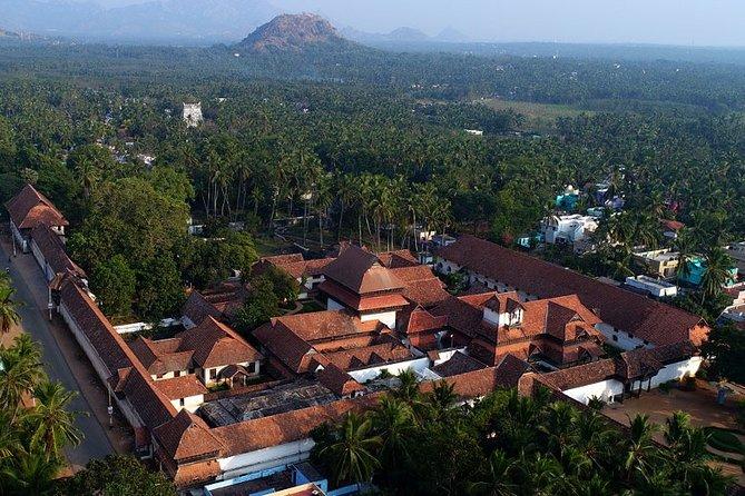 Virtual Tour of Padmanabhapuram Palace,largest wooden palace of the World
