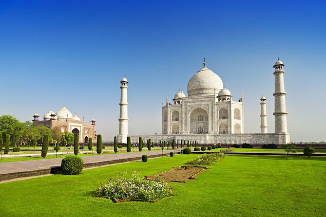Taj Mahal Tour With Agra Fort, Baby Taj And Mehtab Bagh