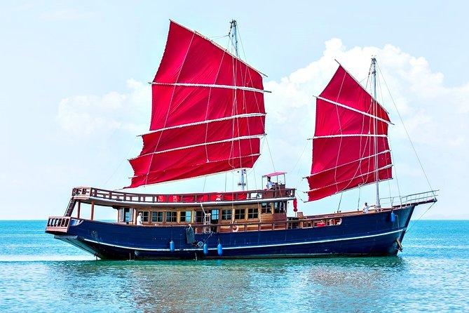 Around Koh Samui Day Cruise Tour By Red Baron Chinese Sailboat