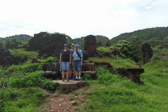 Afternoon Tour to Visit My Son Sanctuary - Unessco Heritage Site