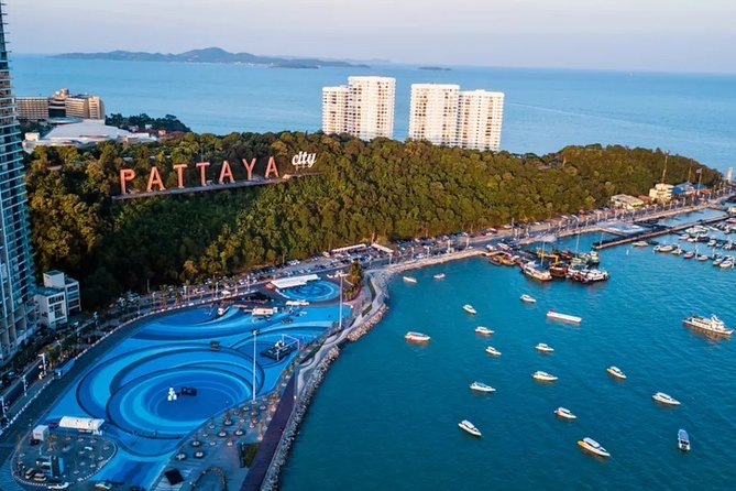 Private Transfer from Bangkok Airport to Pattaya hotel