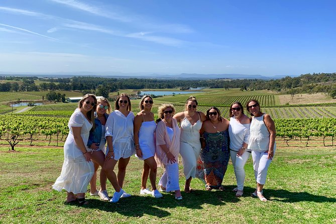 Hunter Valley Wine Tasting All Inclusive Small-Group Private Tour