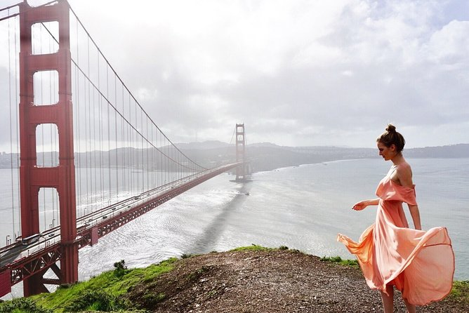 San Francisco Instagram Private Car Tour: Most Famous Spots with All-Inclusive
