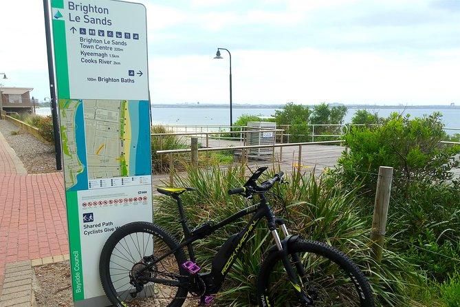 E-Bike Rentals in Sydney Botany Bay