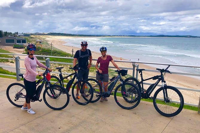 E-Bike Rentals in Sydney Botany Bay