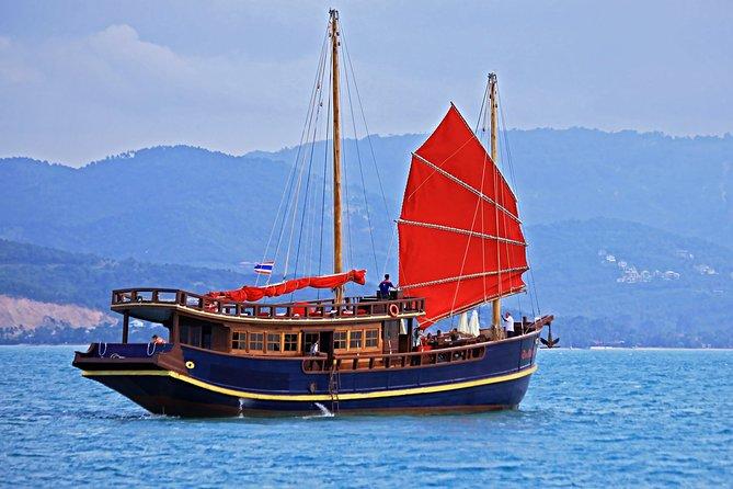Koh Phangan Brunch Cruise Tour by Red Baron From Koh Samui