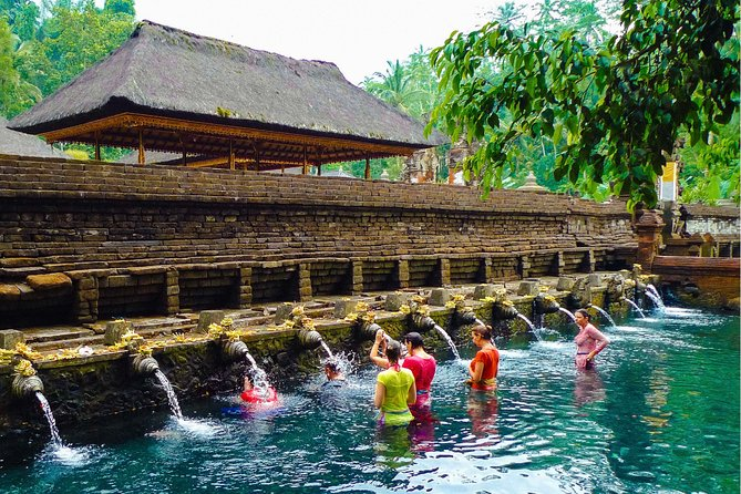 Bali Private Yoga Experience & Hidden Bali Water Temple Visit – Full Day