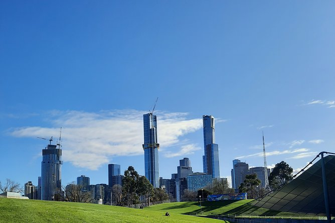 Guided Walking Tour of Melbourne Yarra River