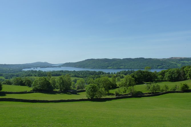 Private Hire: Lake District from Chester by minibus