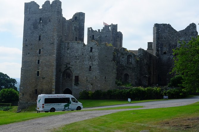 Private Tour: Yorkshire Dales from Liverpool in 16 Seater Minibus