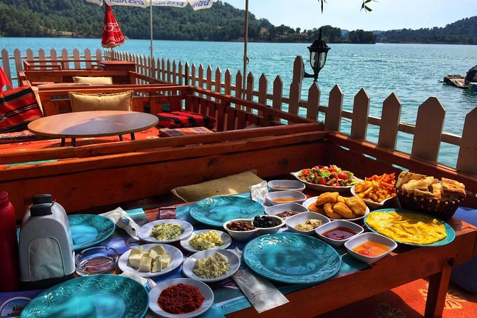 Side: Turkish Breakfast at Green Lake for Private Groups