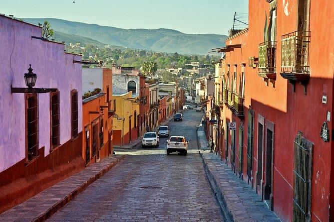 Tour to San Miguel de Allende from Mexico City with a Concierge Service
