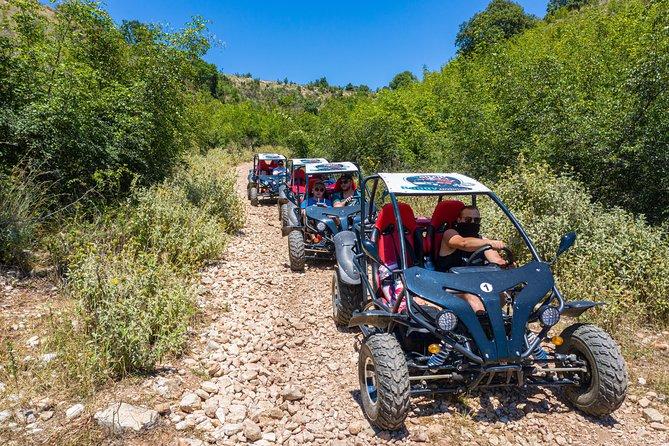 Full-Day Buggy Adventure Tour in Saranda