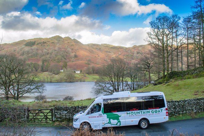 Private Hire: Six Lakes Half Day Tour in 16 Seater Minibus