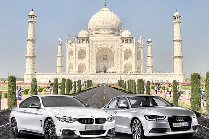 Taj Mahal Day Tour from Delhi by Luxury car(BMW,Audi,Mercedes)