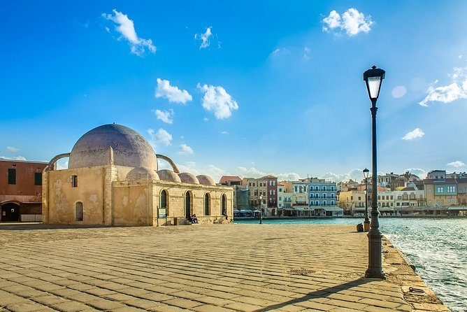 Chania Old Town private walking tour
