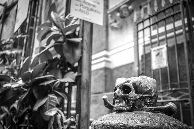 Half-Day Walking Tour of Dark Naples