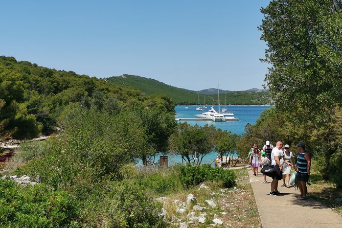 Full-Day Boat Tour to Telascica and Kornati Islands with Lunch