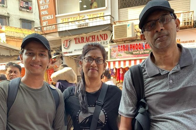 Private Guided Shopping Tour of Mumbai