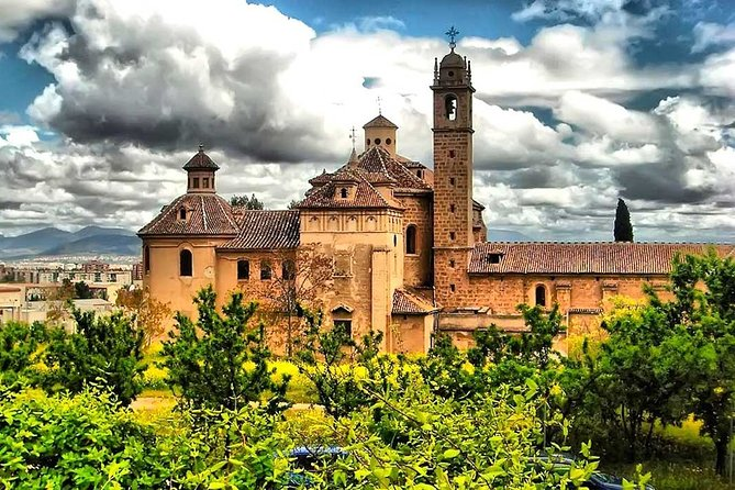 Guided Tour of the Cartuja Monastery and the Royal Chapel of Granada