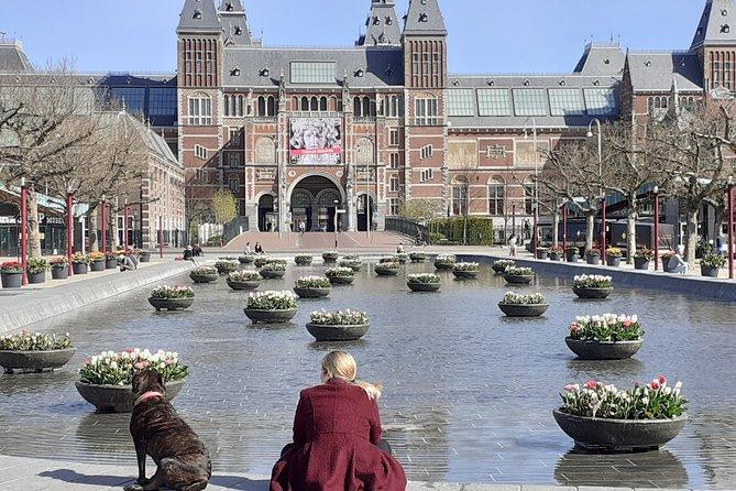 Privétour: wandeling in Amsterdam langs kunst van Rembrandt, inclusief Rijksmuseum