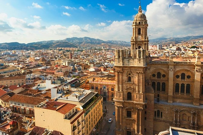 Malaga Old Town private walking and tapas tasting tour