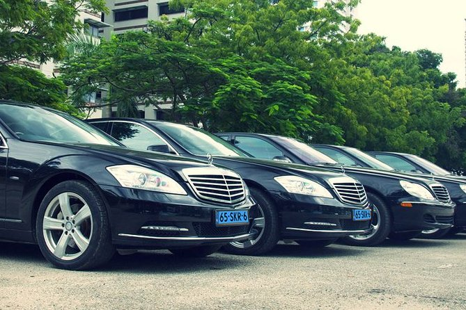 Private Transfer from Amsterdam Airport Schiphol to The Hague
