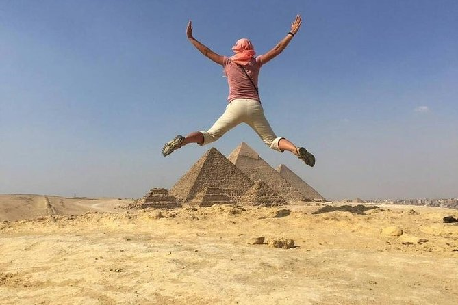 Cairo :3-Days Guided Tours to Cairo & Luxor by Overnight Seated Train