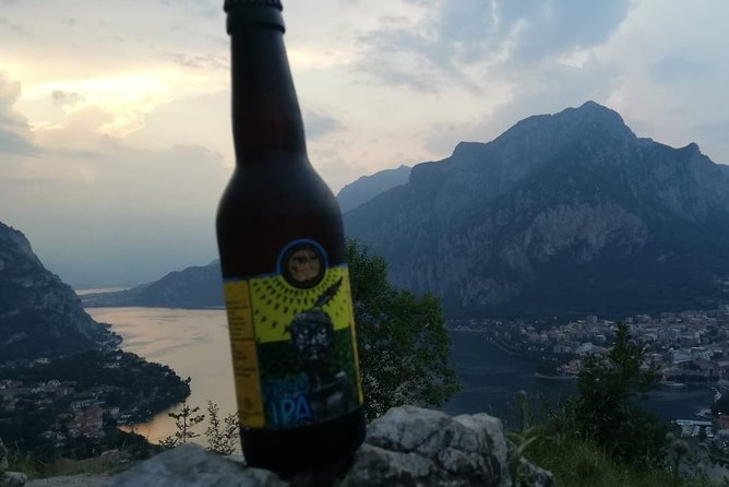 Hike & Beer: local craft beer tasting, breathtaking views with your beer on top