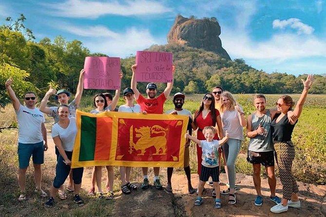 4-Day Private Tour to Sigiriya Kandy and Nuwara Eliya
