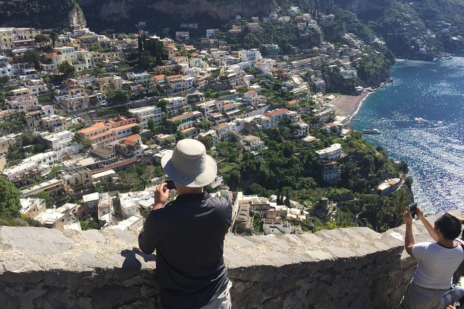 Amalfi Coast Private Tour - Mercedes Sedan & Guide