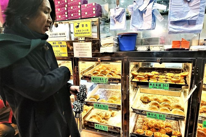 Private Hong Kong: Kowloon Night Street Food Tour