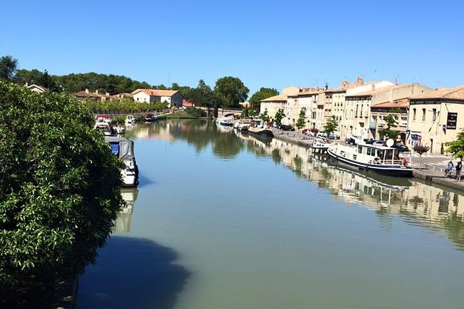 Toulouse & the Canal du Midi. Shared day tour from Carcassonne.