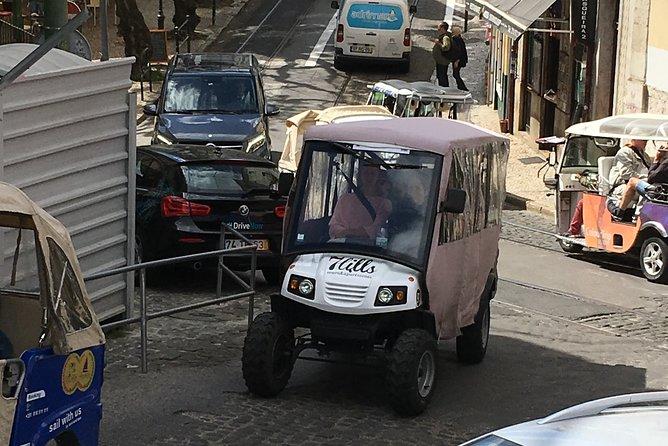 Private Lisbon Old Town Tour by E-Quad