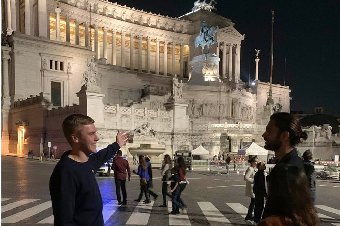 Best of Rome by Night Walking Tour
