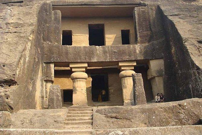 Mumbai Full-Day Private Tour with Kanheri Caves